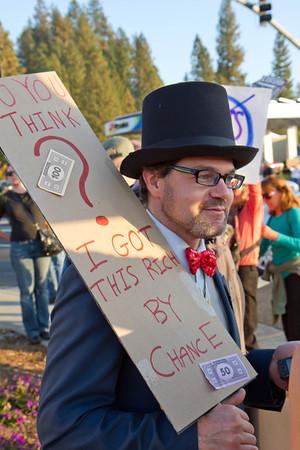 OWS Grass Valley, CA