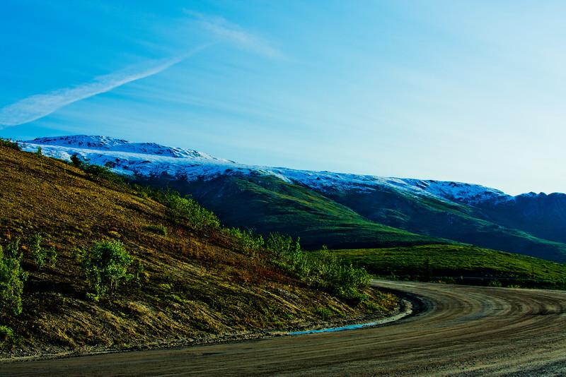 Hike through Denali National Park 10: Journey into Alaska