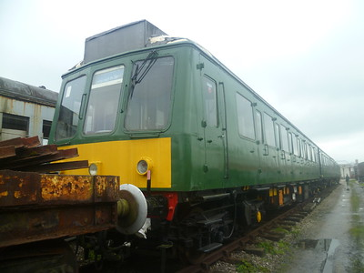 Buckinghamshire Railway Centre, 7 May 2012