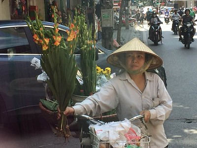 Путешествие по северу и центру Вьетнама 2018