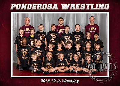 2018-19 Ponderosa Wrestling