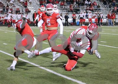 11/10/17 Van High School Football vs Terrell High School - PARENTS' NIGHT by Cori Smith & Bo Smith