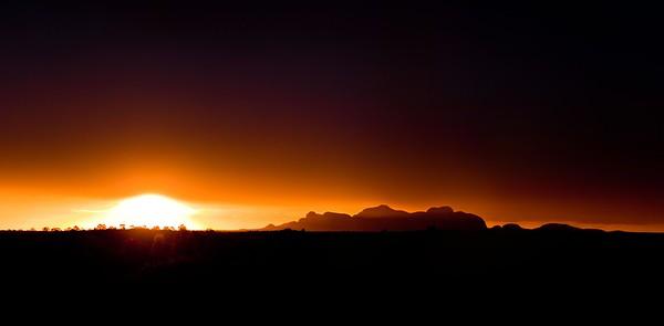 Northern Territory - Kata Tjuta & Uluru (The Olgas & Ayers Rock)