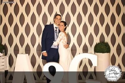 Gloria & Antonio 05.10.2019 Salones Alegrias, Quintanar  del Rey