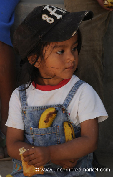 Overalls and Bananas - Tarija, Bolivia