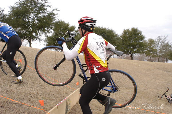 Round Cyclocross Rock, December 18, 2005