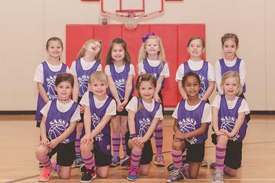 2018 Sassy Sisters Basketball