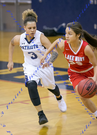 LMHS Varsity Girls BBall vs LBHS - Jan 11, 2018
