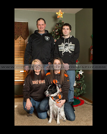 The Barnes Family