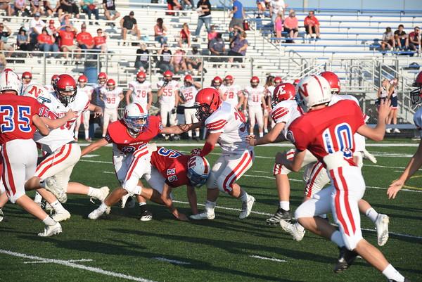 Freshmen Football vs Elkhorn