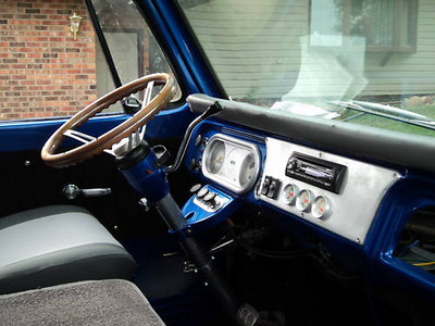 Lyrad's 69 Chevrolet G10
