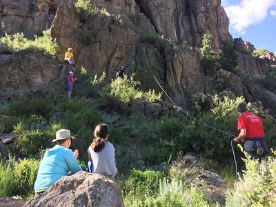 2015-07-17 Rock Climbing