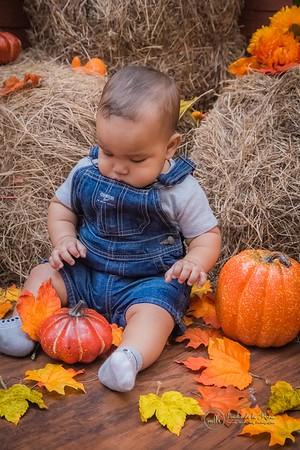 314. Eddy José cumple 7 meses