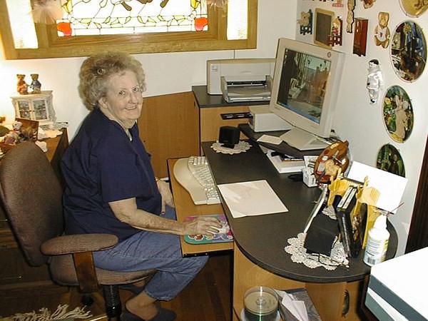 Patricia Edberg (Mom)