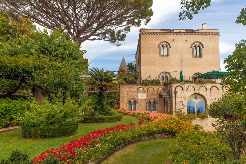 Hotel Villa Cimbrone , Ravello , Amalfi Coast