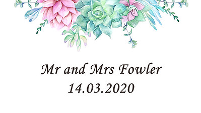 14.03 Mr & Mrs Fowler