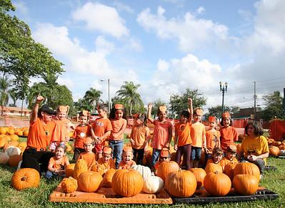 RCA Pumpkin Patch Field Trip