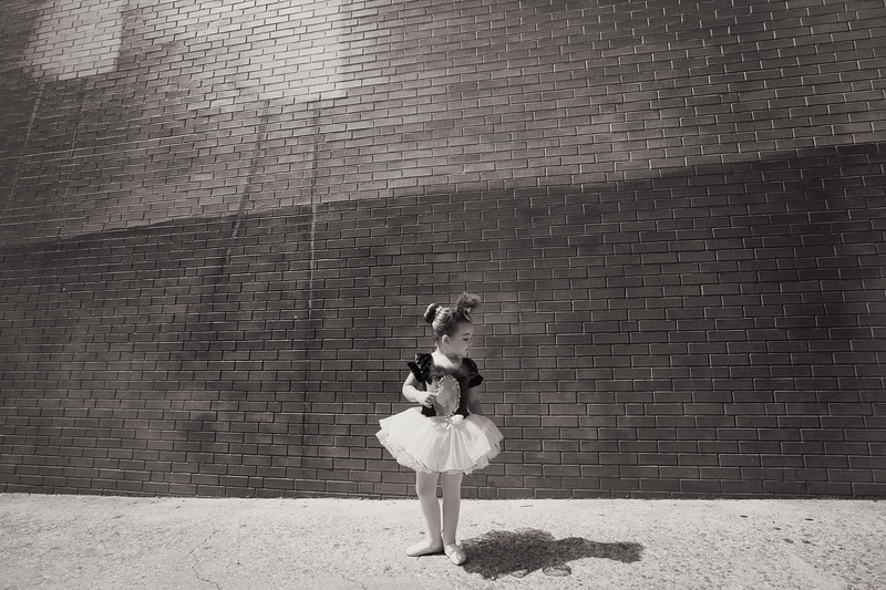 Brooklyn the Ballerina, Downtown Jacksonville, Florida