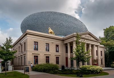 Zwolle en Museum De Fundatie