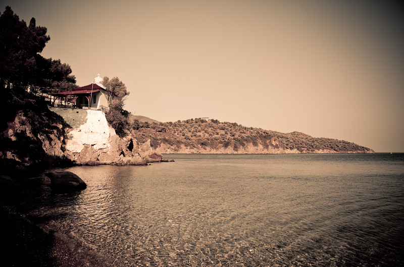 Agios Ermogenis, Lesvos, Greece