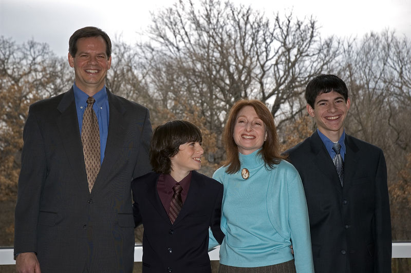 Larry, Jacob, Karen and Sam   (Dec 03, 2005, 10:44am)