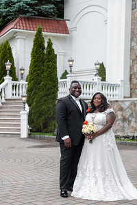 Abigail & Andrae's Wedding