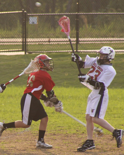 GAC lax- friday's game