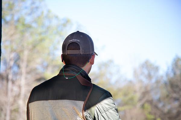 Ryan 22nd Birthday Skeet Shoot at Sandy Creek