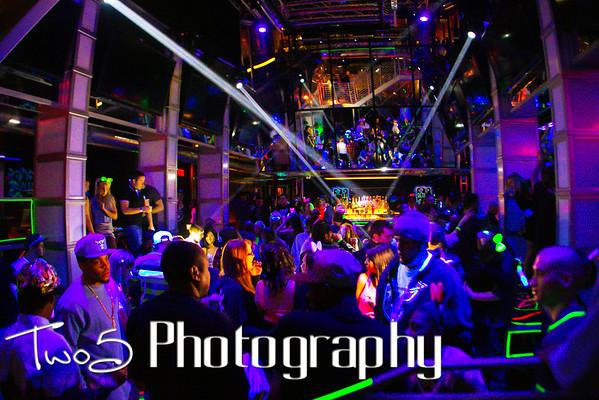 Berlin - Blacklight Party  II