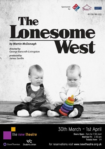 The Lonesome West poster