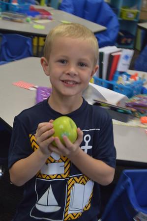 Apples & Fun Friday!