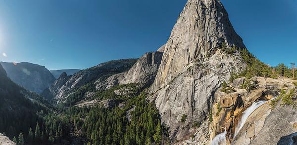 Yosemite National Park, US - 2014