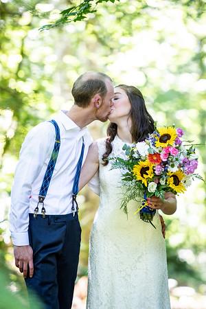 Mackenzie & Matt's Wedding Day