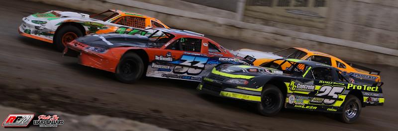 Lebanon Valley Speedway - 6/19/21 - Lucas Ballard