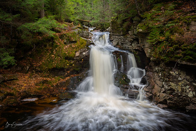 Cascades and Waterfalls