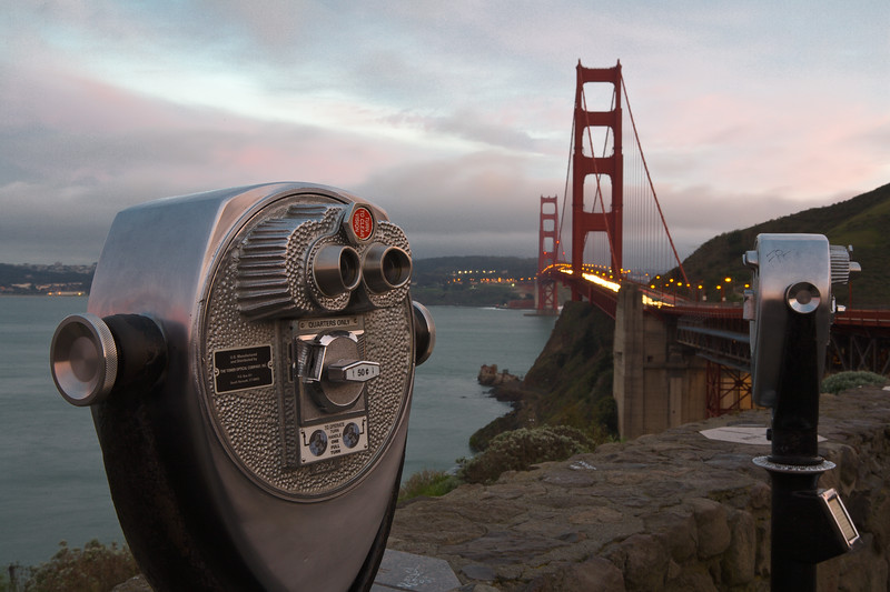Golden Gate Lookout