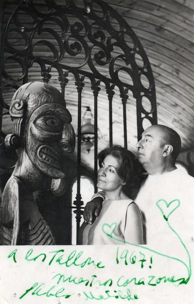 Pablo Neruda to A. Tallone