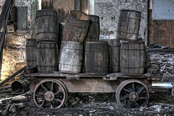 Weatherly Train Works (PA)