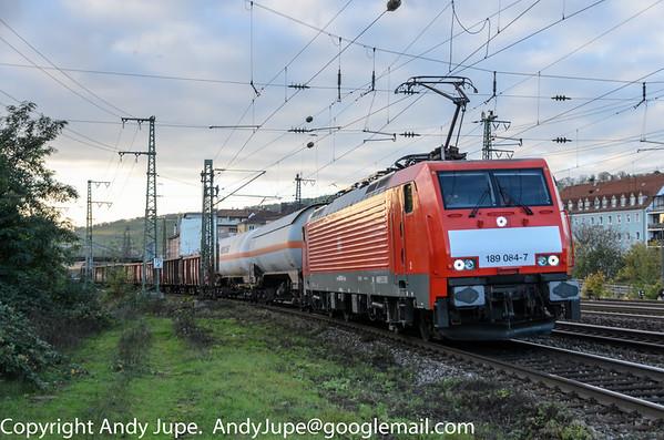 Class 189 (ES 64 F4 - VJ package)