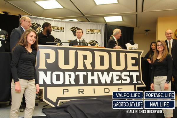 2016 Purdue Northwest Pride Mascot Unveiling