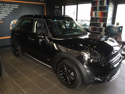 MINI Cooper S Countryman 2015