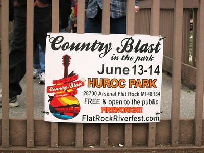 Flat Rock Country Blast 2014