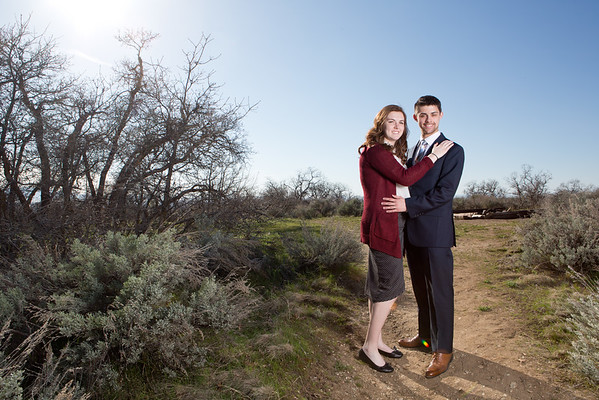 04-07-2016 Lexi and Brock Engagements