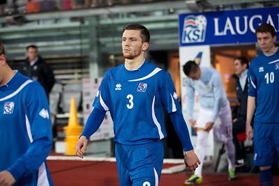 U21 karla - Ísland-Frakkland (2013)