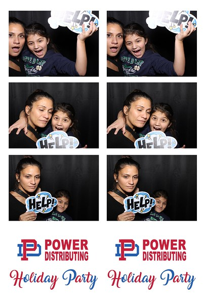 Power Distributing Holiday Party (11/11/17)