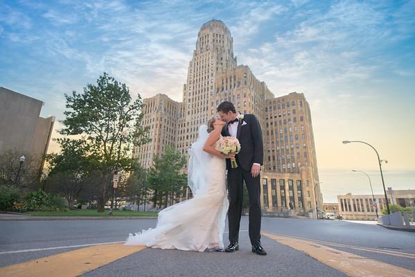 Ashton and Kevin Wedding