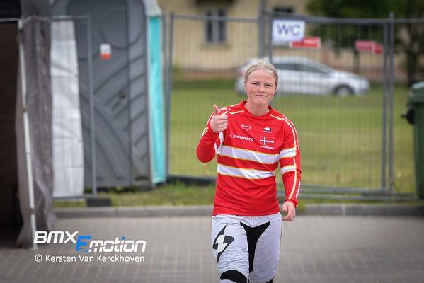 European Championships Valmiera(Lat) - practise Championship 11-07-2019