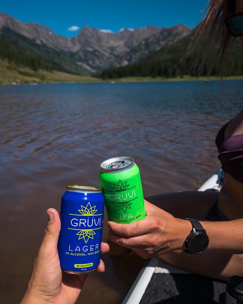 Product Photography | Get Gruvi Piney Lake Aug 2020