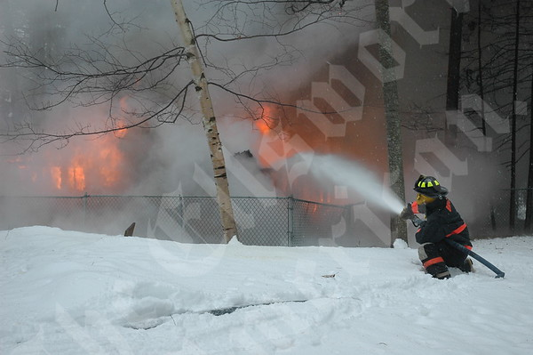 Stewart Fire- December 16, 2007
