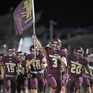 Woodruff Hosts Newberry October 3, 2019